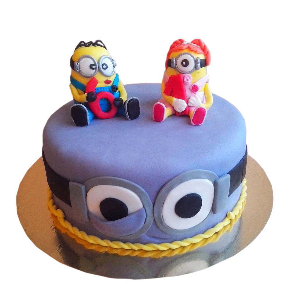 decija torta sa likovima iz crtaca minijoni 3