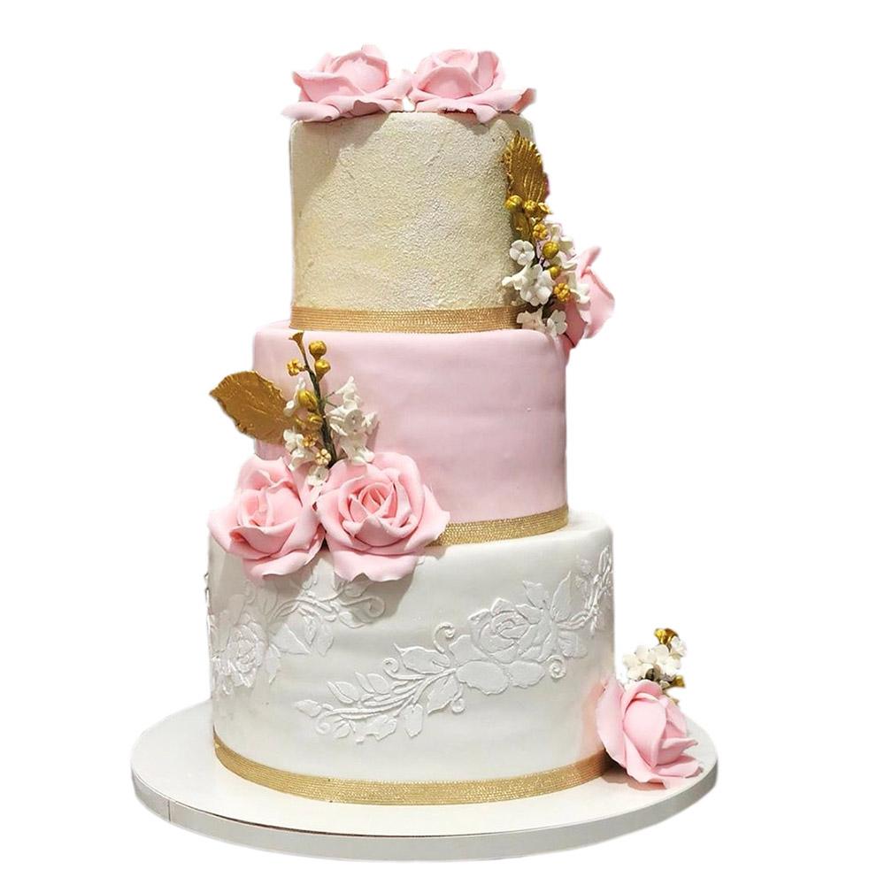 mladenacka torta tri nivoa tri razlicite boje-mladenacke torte novi sad 3